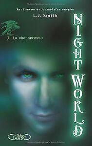 Night-World-Tome-7-La-chasseresse-de-Smith-L-J-Livre-etat-bon