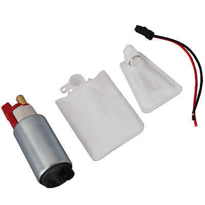 NEW FUEL PUMP WITH STRAINER FIT FOR FORD LINCOLN JAGUAR MAZDA MERCURY MR1201