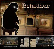Beholder - PC Spiel - Windows VISTA / 7 / 8 / 10