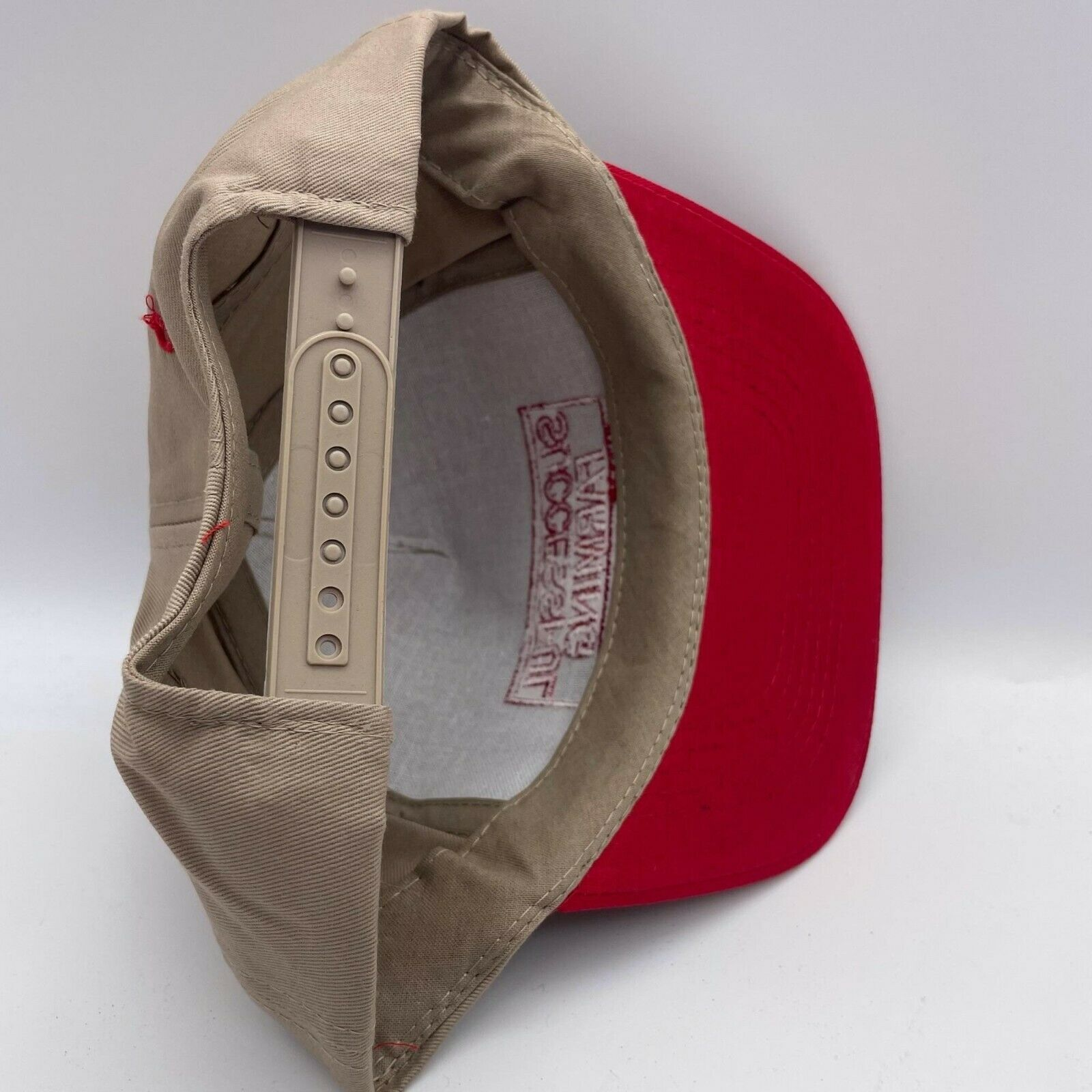 Red Successful Farming SnapBack Hat - image 3