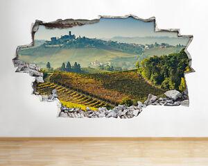 H680-vinedos-paisaje-del-otono-Smashed-pegatina-pared-vinilo-3d-habitacion-ninos