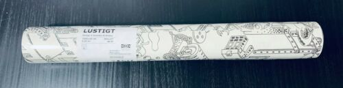 32 Feet. Paper Drawing Kids Fun Toy IKEA LUSTIGT COLORING PAPER ROLL