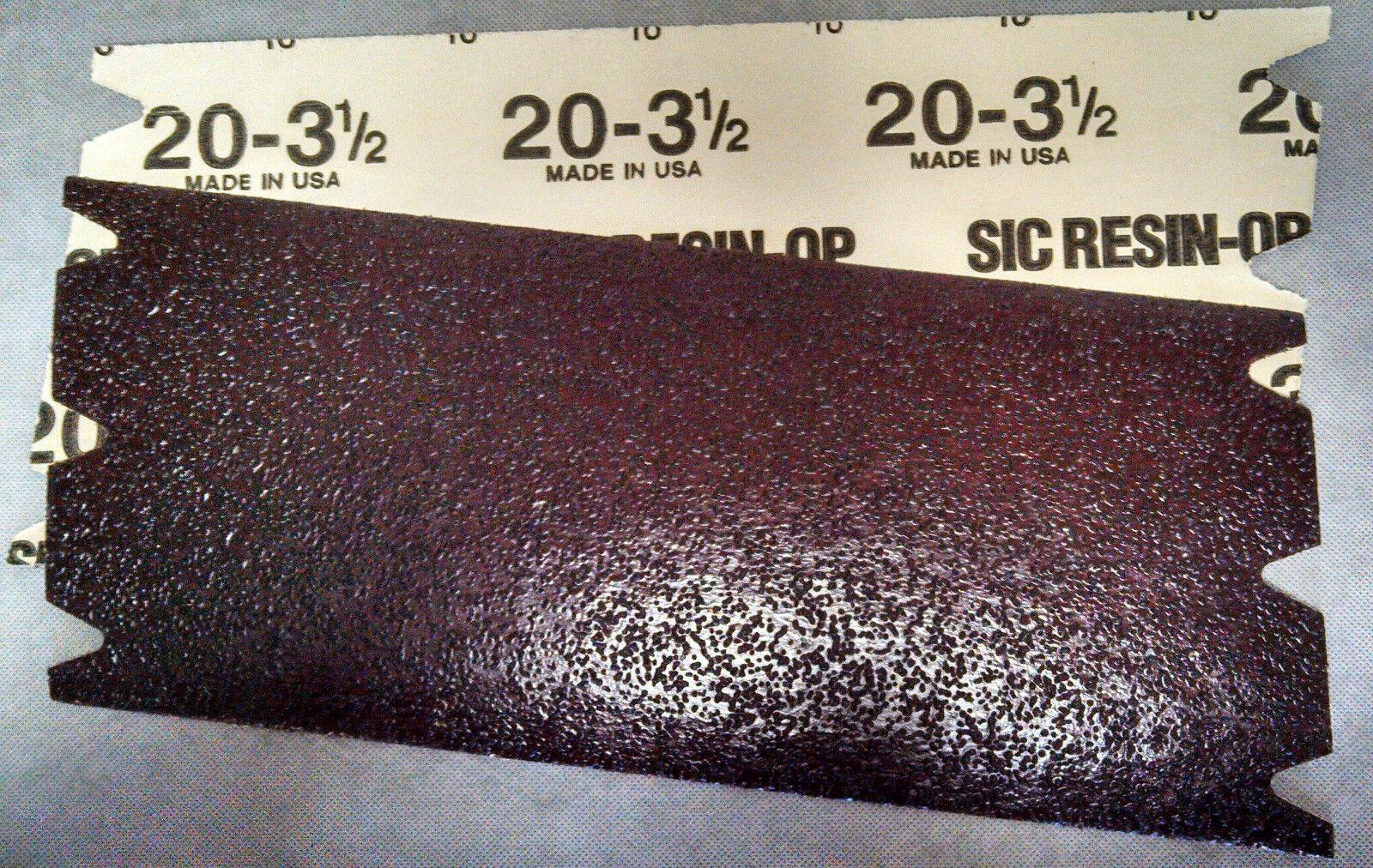 Floor Sander Sandpaper - Drum Sander - 8