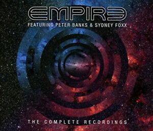 Empire-Featuring-Peter-Banks-and-Sydney-Foxx-The-Complete-Recordings-CD