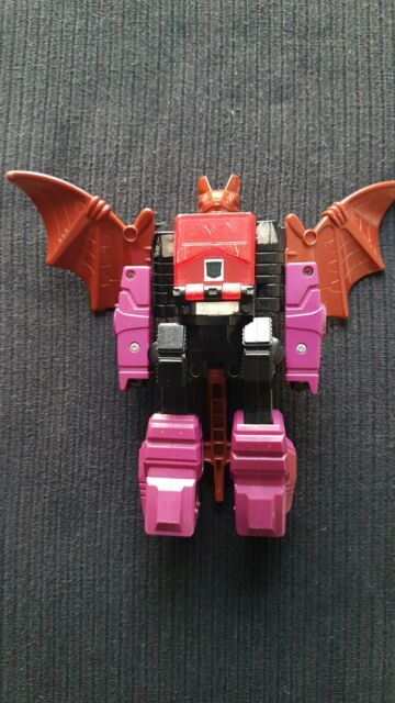 Transformers G1 Mindwipe Loose Body Only No Headmaster or Accessories