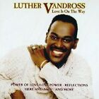 Love Is on The Way 0079893289328 by Luther Vandross CD