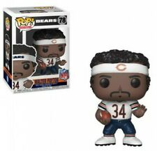 Funko Pop NFL Legends Walter Payton 78