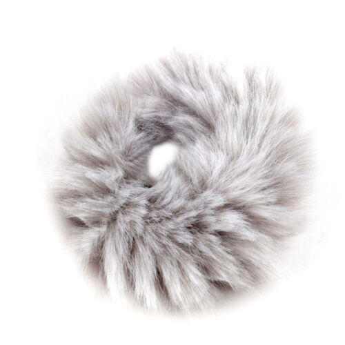 New Sale!Women Fluffy Faux Fur Furry Scrunchie Elastic Hair Ring Rope Band Tie