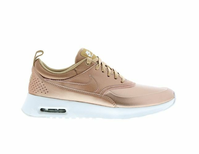 Nike Air Max Thea  Metallic Red Bronze  For Women's Trainers 861674-902