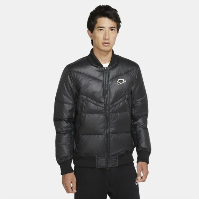 Traer puesto a menudo  Nike NSW 550 Down Fill HD Winter Jacket Blue/black Men's 3xl 806855 423 for  sale online | eBay