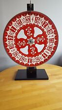 24 Inch Carnival Numbered Spin Wheel 30 Numbers (Made in the USA)