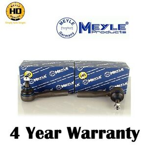 2-x-Zafira-A-amp-Astra-G-MEYLE-HD-Outer-Tie-Rod-End-Steering-Track-Rod-Heavy-Duty