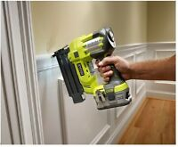 Ryobi 18-Volt One 18-Gauge Cordless 2 in. Brad Nailer MODEL P320 BELT CLIP Tools and Accessories