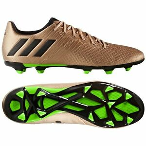 Adidas Black Kids Trx 16 Shoes Fg Ag Copper Messi Soccer 3 2017 0mNnw8