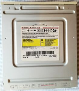 Toshiba-Samsung-Writemaster-SH-S182D-CD-DVD-burner-IDE-desktop-PC-internal-drive