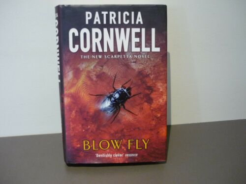 1 of 1 - PATRICIA CORNWELL THRILLER - BLOW FLY - COMBINE POSTAGE & CUT COSTS