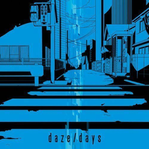 JIN-DAZE/DAYS-JAPAN 2 CD+DVD Ltd/Ed / Type A F56