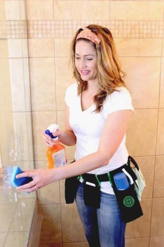 Handy Helper Cleaning /& Housekeeping Tool Belt /& Organizer