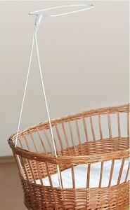 Image is loading MOSES-BASKET-DRAPE-CANOPY-HOLDER-ROD-FITS-MOST- : moses basket with canopy - afamca.org