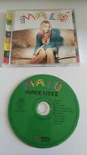 MALU APRENDIZ CD PEP´S RECORDS 1998