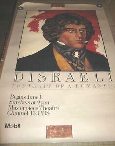 1980-DISRAELI-Portrait-of-a-Romantic-MOBIL-MASTERPIECE-THEATER-30-034-x-46-034-POSTER