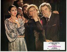 FERNANDO REY DAYLE HADDON LE DERNIER AMANT ROMANTIQUE 1978 VINTAGE LOBBY CARD #2