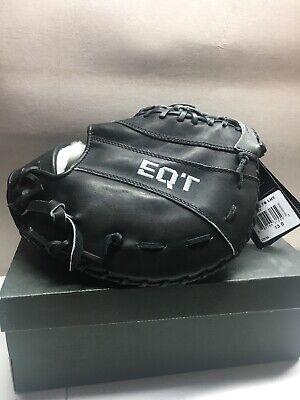 "Sensible Adidas Eqt Pro Series First Base Glove Mitt Left Hand Throw Lht Az9152 Black 13"" Gloves & Mitts"