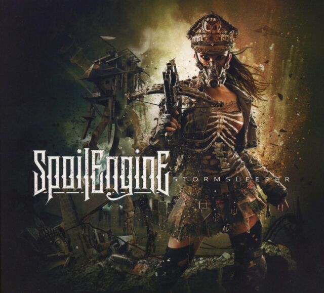 Spoil Engine - Stormsleeper