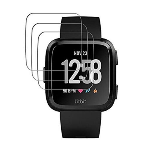 6x Fitbit Versa Schutzfolie Display Schutz Folie Displayschutz Displayfolie