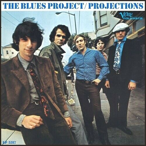 THE BLUES PROJECT sealed Projections Al Kooper Steve Katz pre BS&T Verve LP