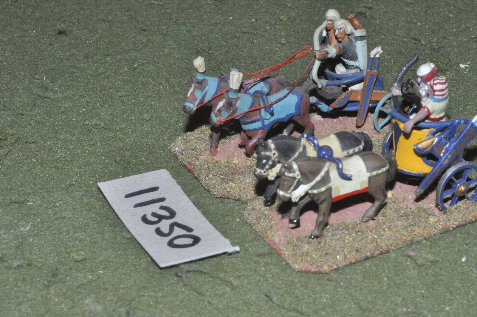 25mm biblical   egyptian - chariots 2 chariots - chariot (11350)