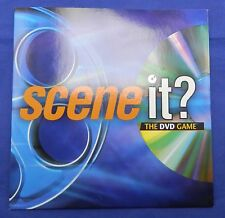 Scene It? Movie Deluxe Edition Replacement Dvd Disk Game Piece Part 2002