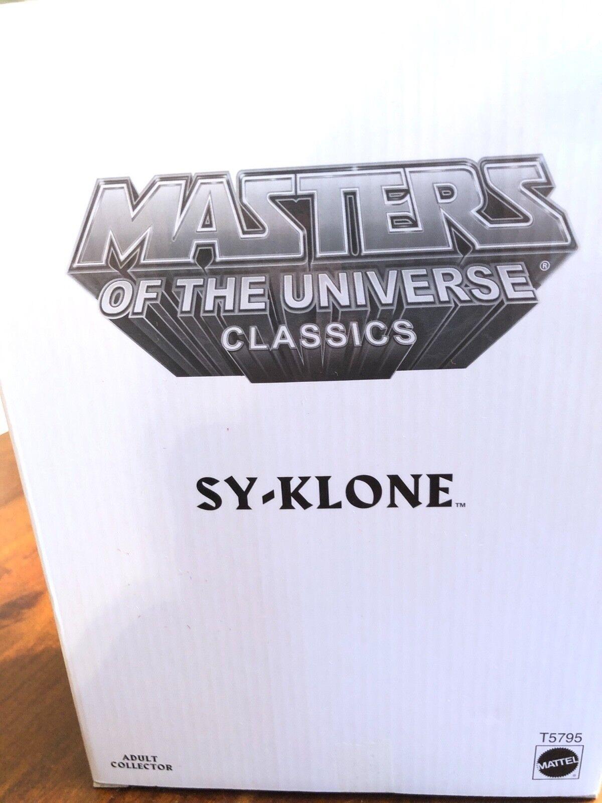 Meister des universums motu sy-klone matty sammler mattel versiegelt mailer