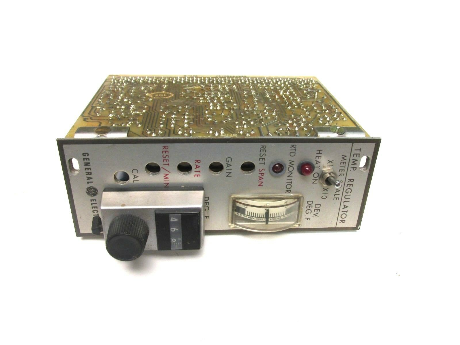 General Electric Temp Regulator IC3622GTRD2A  68A944821G1-A .. WN-16