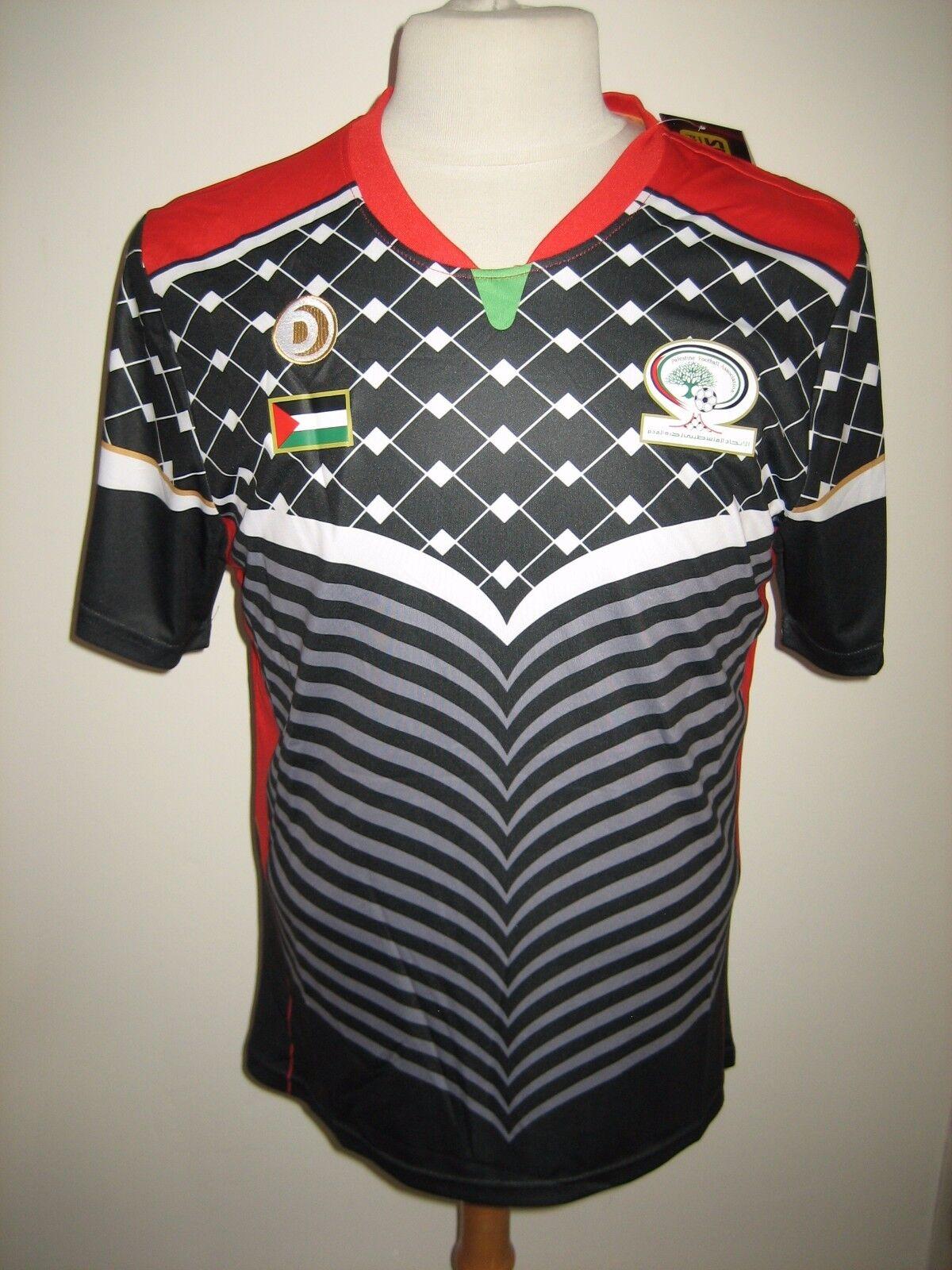 Palestine away rare footbtutti shirt soccer jersey maillot trikot camiseta Dimensione L