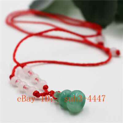Crafted Chinese Natural White Jade Pendant Necklace Mermaid