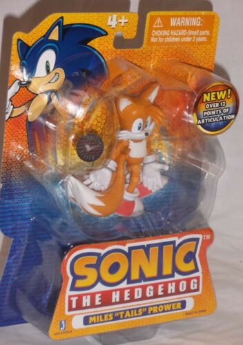 Toys Hobbies Toysrus Exclusive Jazwares Sonic Hedgehog Poseable Action Figure Tails Sega Vhtf Tv Movie Video Games Themadrasflyingclub Org