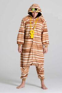 NEW MUMMY TWEEN ADULT Pajamas Kigurumi MEN WOMEN ONE PIECE HALLOWEEN ... f745b01a94