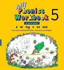 Jolly Phonics Workbook 5 by Sue Lloyd, Sara Wernham (Paperback / softback, 1995)