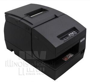 EPSON TM-H6000II Advanced Printer Driver Windows XP