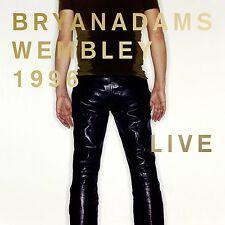BRYAN ADAMS New Sealed 2017 LIVE 1996 WEMBLEY CONCERT DVD