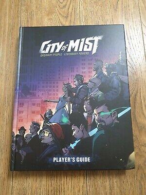 City Of Mist Rpg Giocatori Guida Figlio Di Rovere Game Studios-mostra Il Titolo Originale Prezzo Di Vendita