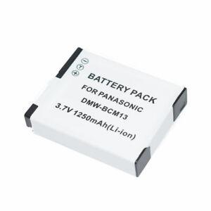 DMW-BCM13 Batería Para Panasonic DMC-TZ55 DMC-TZ60 TZ61 DMC-TZ70 DMC-TZ71 Lumix