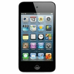 All Storage Sizes Black White Tested Apple iPod Touch 4th Generation Used