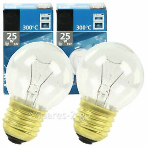 Internal Lamp Light Bulb for Indesit Howdens Lamona Oven Cooker E14 SES 25w