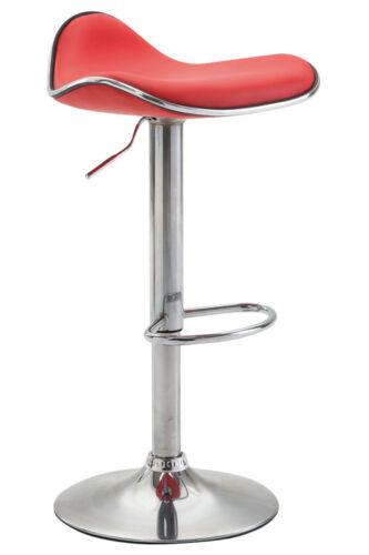 Tabouret bar SHANGHAI similicuir siege chaise ergonomique design réglable neuf