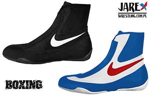 Nike Machomai Mid Boxing Shoes Boxen Schuhe Chaussures De Boxe | Ebay TBLNNp40