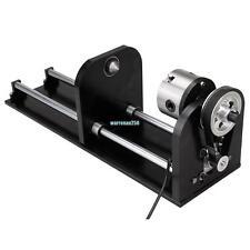 Asse rotante Per 50W 60W 80W 100W incisione del laser di taglio Cutter Engraver