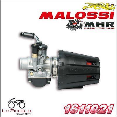 1611021 Carburatore Completo Malossi Mhr Phbg 19 Bs Piaggio Free 50 2t Verkoopprijs