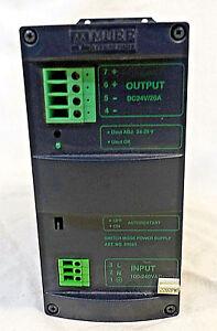 Murr Elektronik MCS 1.3  115-230//24 85432